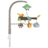 Baby Treetop Friends Musical Mobile