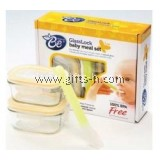 GlassLock Baby Meal 3pc Set