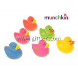 Muchkin Baby Bathing Squeaky Toy – Rubber Ducks