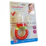 Clevamama ClevaFeed - Silicone Safe Feeder Replacement Teat - CM7012