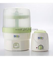 Little Bean Sterilizer and Home Bottle Warmer Combo Set